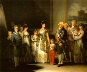 Goya La Familia