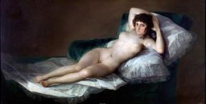 Goya Maja Nude