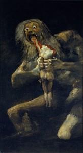 Saturn Goya